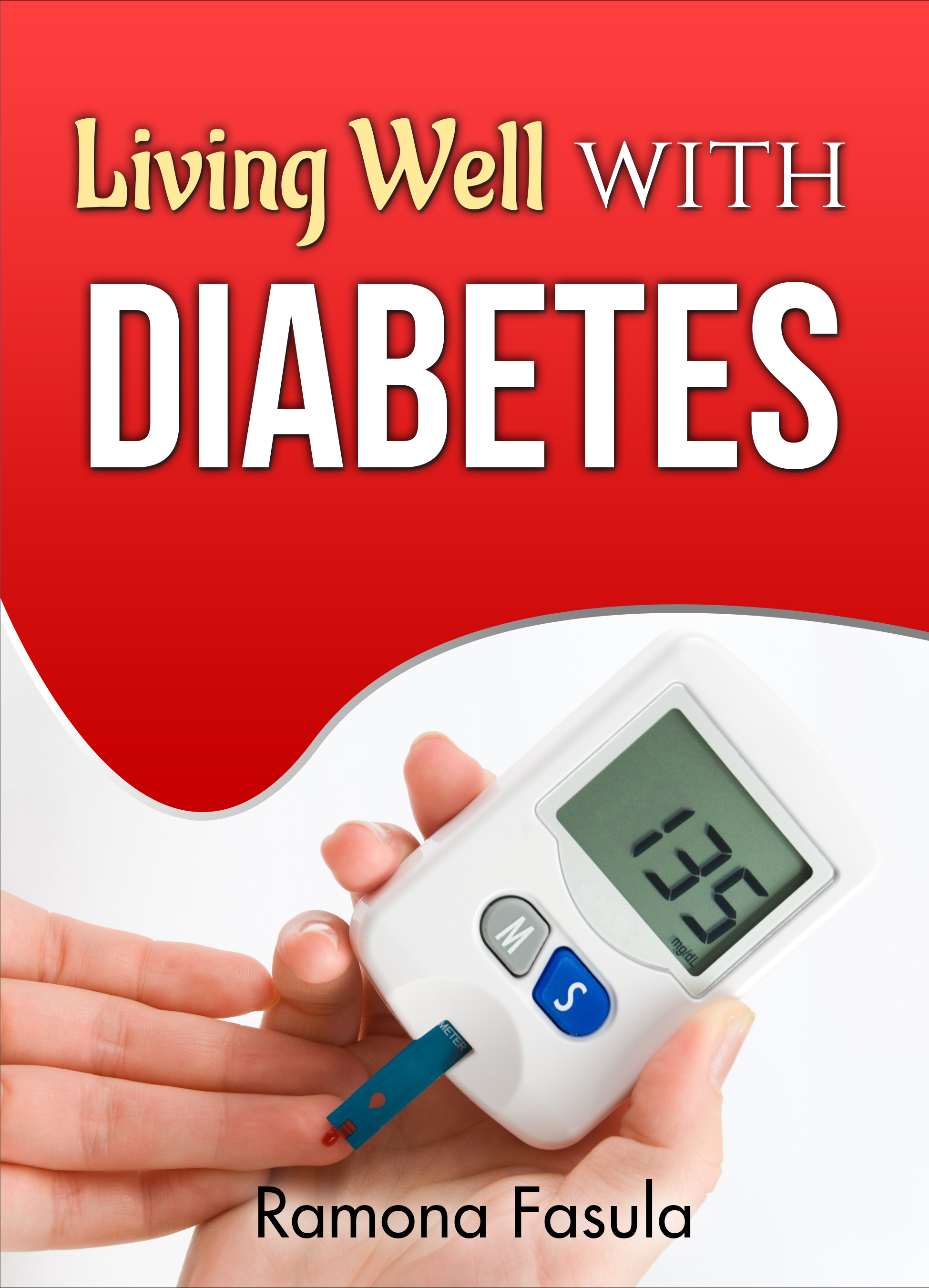 Living Well with Diabetes Cover
